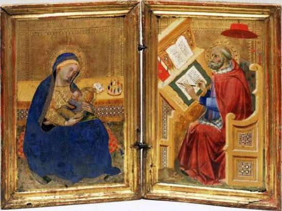 benedetto_di_bindo_madonna_of_humility_and_st_jerom_translating_the_gospel_of_john